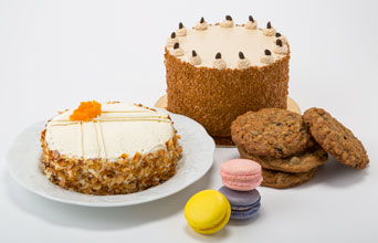 Almonds used in cakes, cookies and macroons.