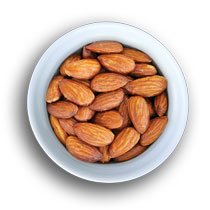 Oil Roasted Whole Almond