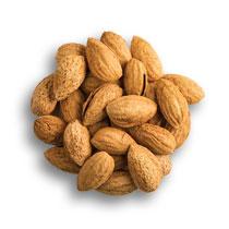 Inshell almond