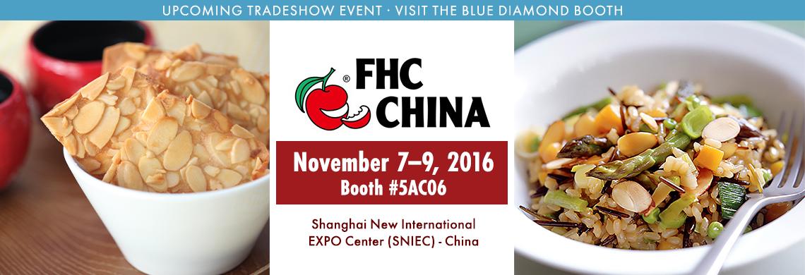 FHC China November 7-9, 2016