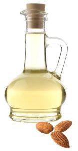 Almond oil cruet